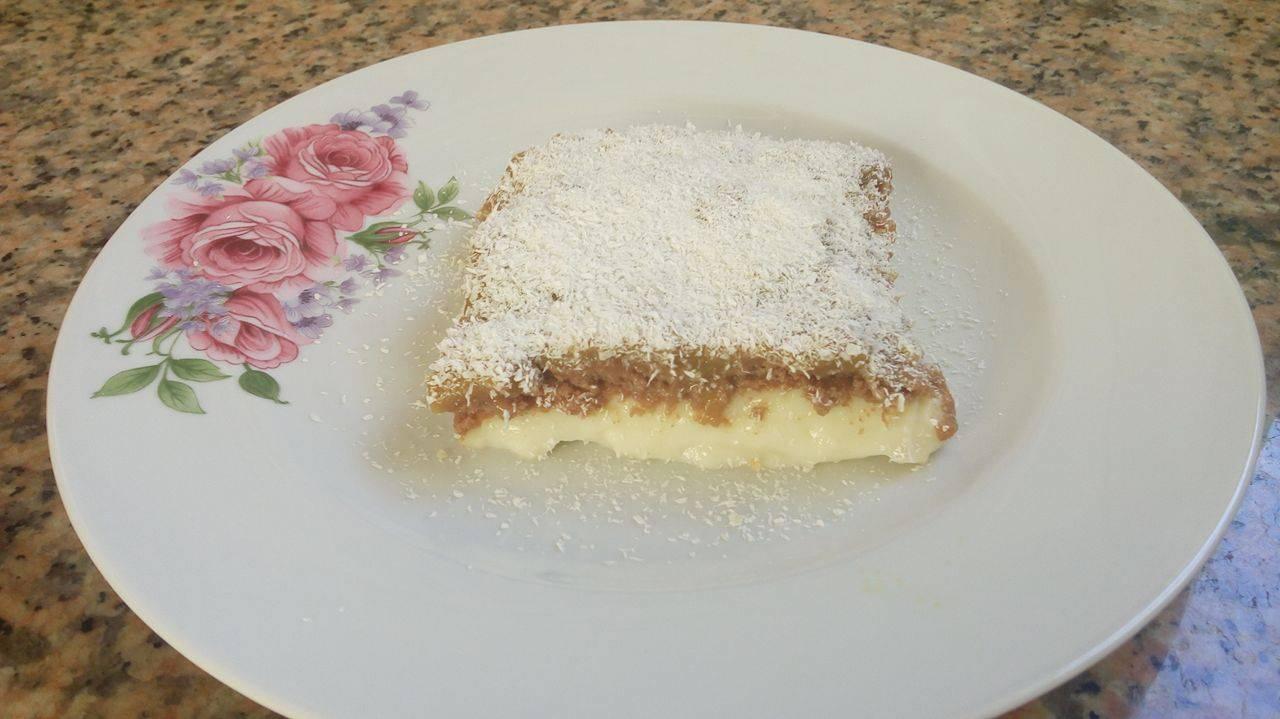Şeftalili Kolay Pasta