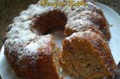 Fındıklı Havuçlu Tarçınlı Kek