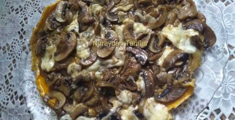Mantarlı Omlet