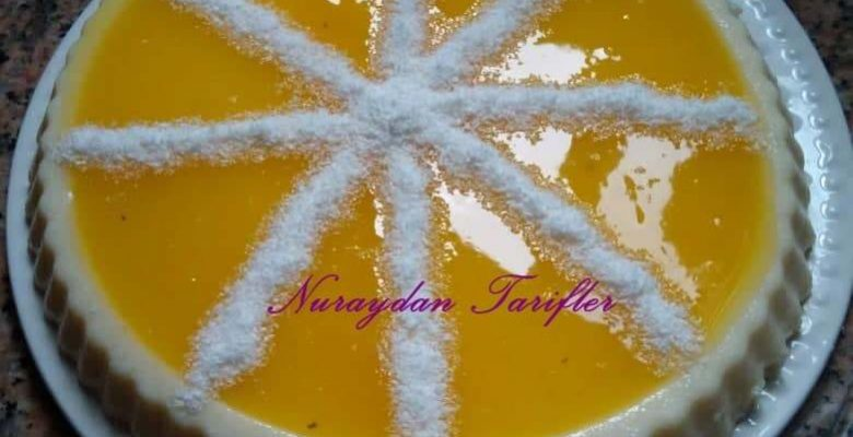 Portakal Soslu İrmik Tatlısı
