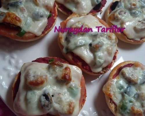 Mini Pizzalar