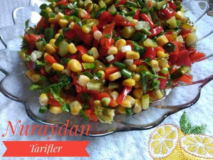 Kırmızı Köz Biber Salatası