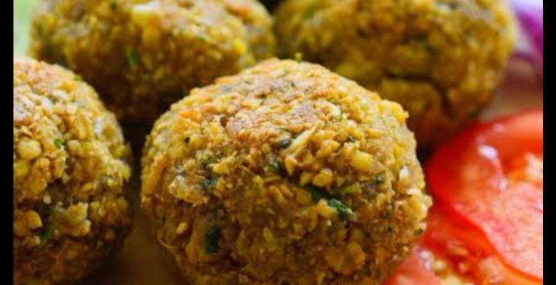 Falafel (Lübnan köftesi) Tarifi
